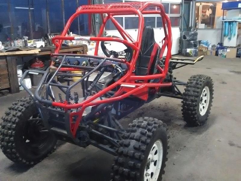 nouveau véhicule pour le trial: proto Galleron  Img_2061