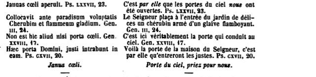 Litanies de Notre-Dame de Lorette. - Page 4 Lygend13