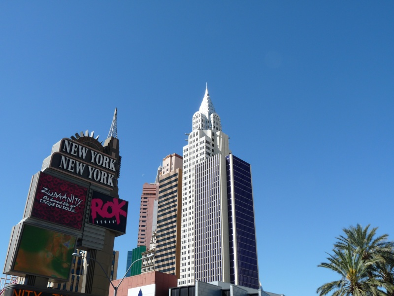 [Las Vegas]  Hotel NEW YORK NEW YORK Las_ve10