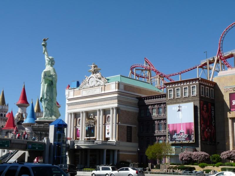 [Las Vegas]  Hotel NEW YORK NEW YORK Las_ve13