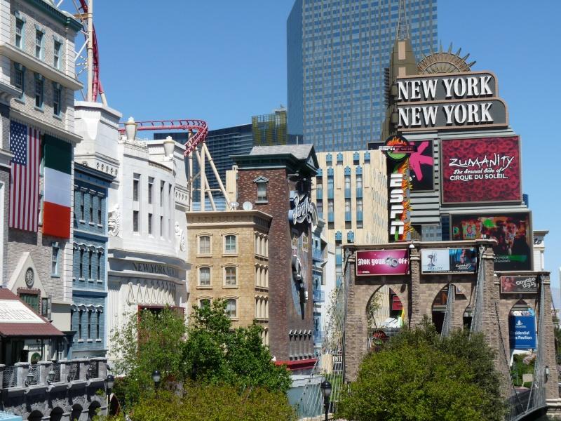 [Las Vegas]  Hotel NEW YORK NEW YORK Las_ve14