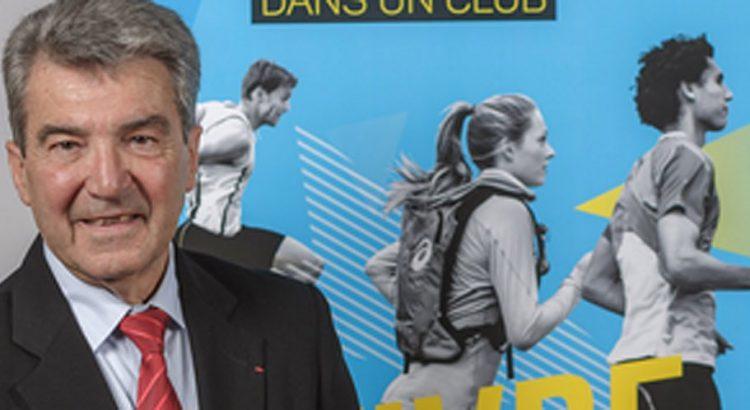 André Giraud  Président de la FFA Giraud10