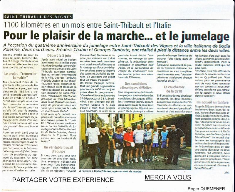 """entre saint thibault POUR LE PLAISIR """"le partage"""" La_mar12"""