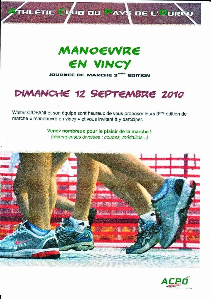 12 septembre Vincy (Pays de l'Ourcq - Seine et Marne) Manoev10