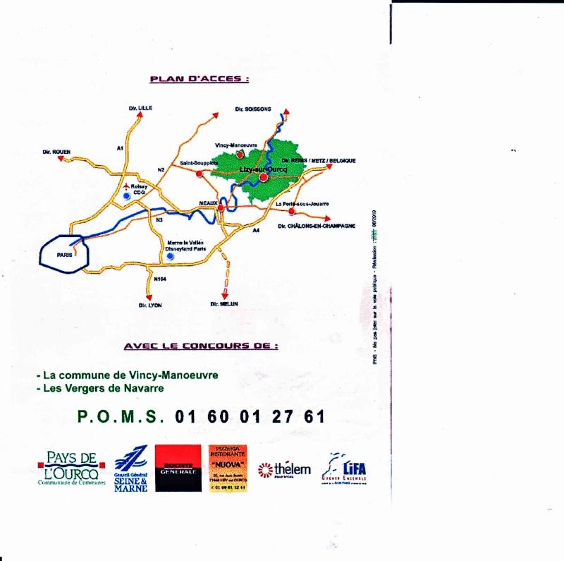 12 septembre Vincy (Pays de l'Ourcq - Seine et Marne) Manoev13