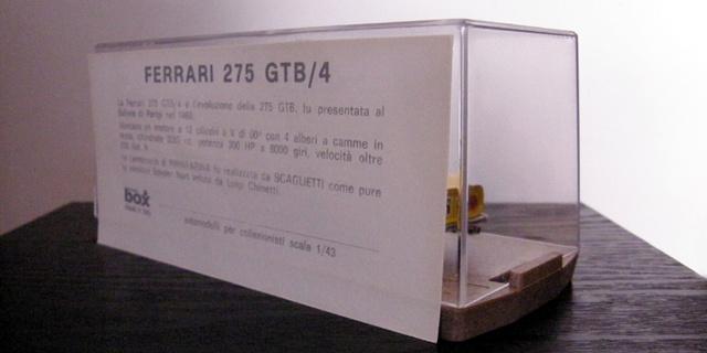 Ferrari 275 GTB/4 Box_mo22