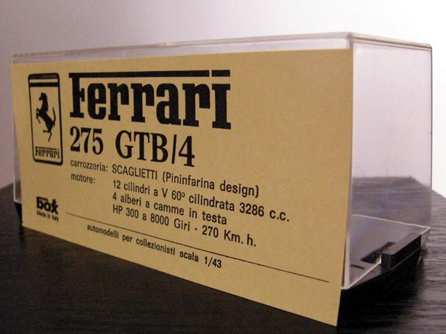 Ferrari 275 GTB/4 Spider Box_mo28