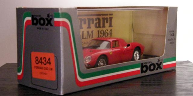 Ferrari 250 LM Box_mo78