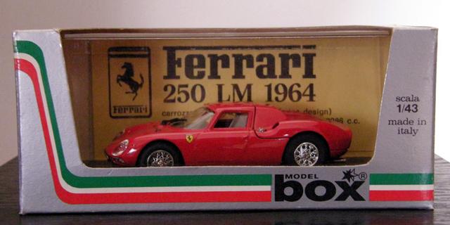 Ferrari 250 LM Box_mo79