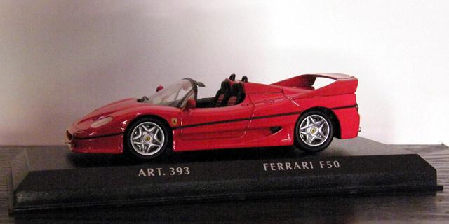 Ferrari F50 Detail39