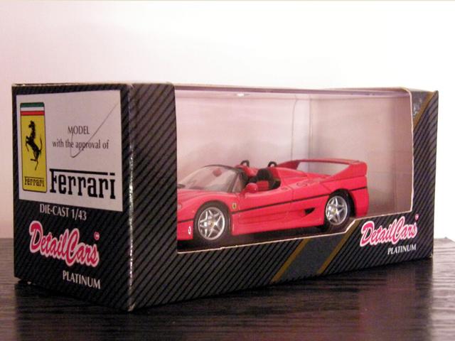 Ferrari F50 Detail41