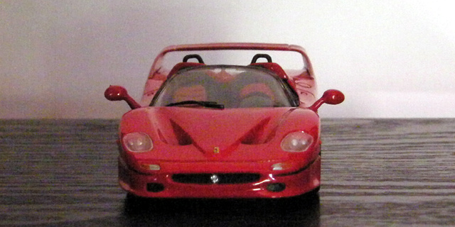 Ferrari F50 Detail44