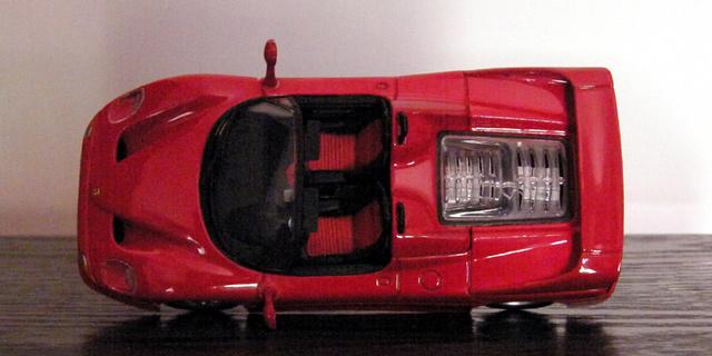 Ferrari F50 Detail45