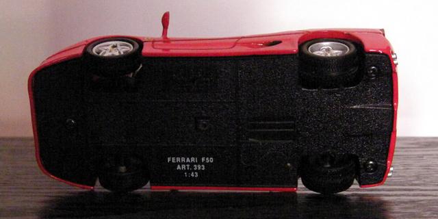 Ferrari F50 Detail46