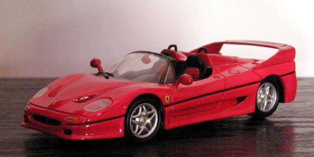 Ferrari F50 Detail47