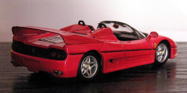 Ferrari F50 Detail48