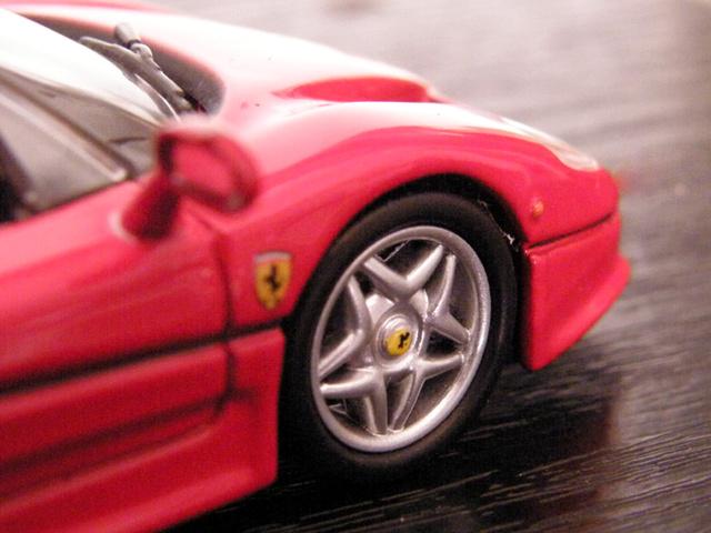 Ferrari F50 Detail50