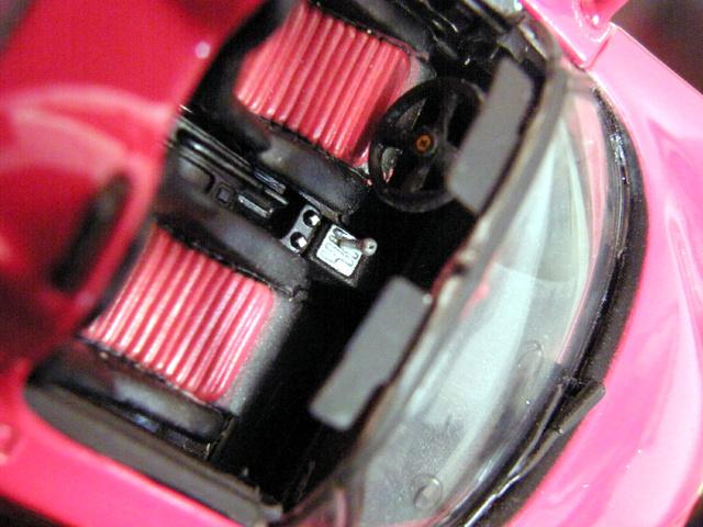 Ferrari F50 Detail53