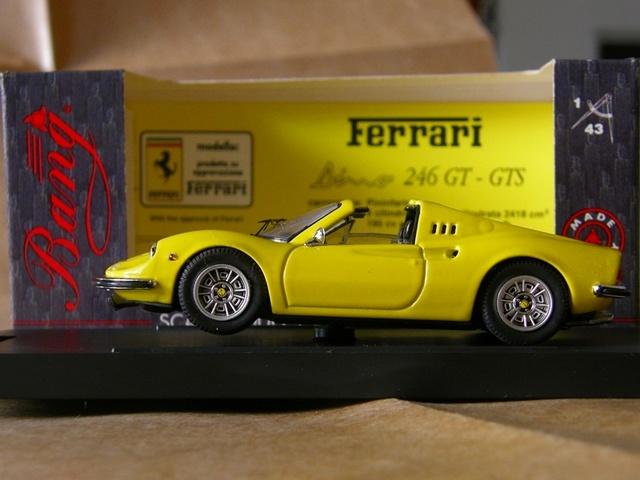 Ferrari Dino 246 GTS Dino10
