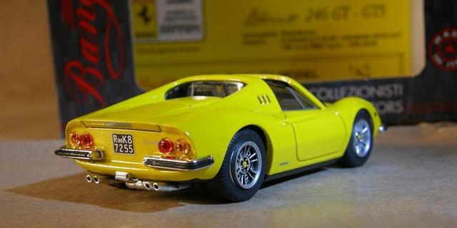Ferrari Dino 246 GTS Dino710