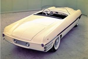 CORGI TOYS - GHIA L 6.4 With Chrysler V8 Engine - 241 - 1963/69 Fire_210