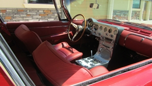 CORGI TOYS - GHIA L 6.4 With Chrysler V8 Engine - 241 - 1963/69 Ghia_l12