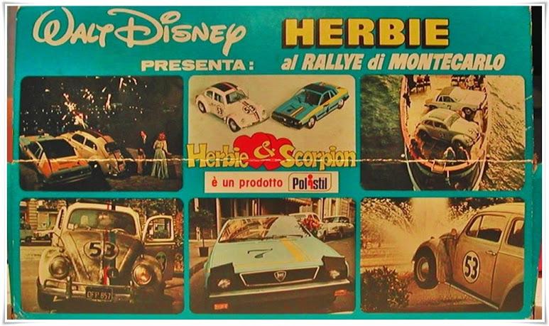 Herbie & Scorpion Herbie30