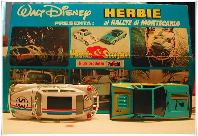 Herbie & Scorpion Herbie35