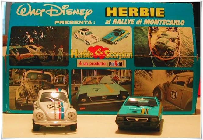 Herbie & Scorpion Herbie36