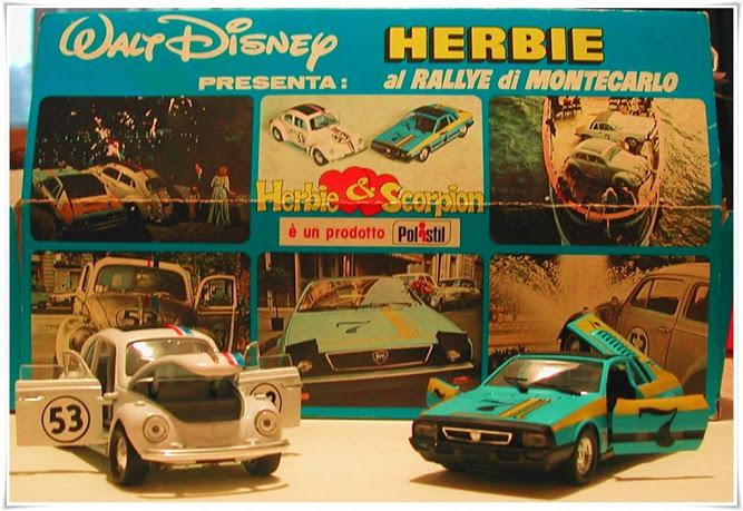 Herbie & Scorpion Herbie37