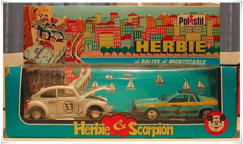 Herbie & Scorpion Herbie48