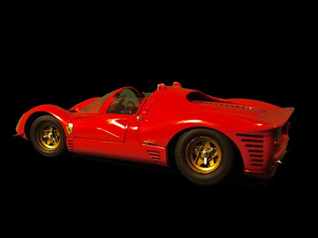 Ferrari 330 P4 Jouef311