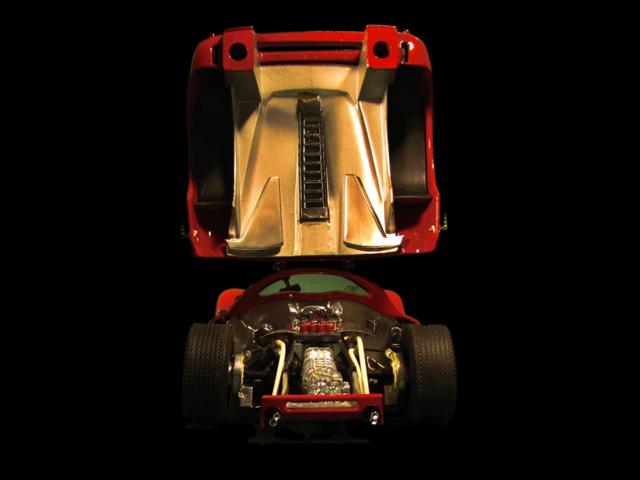Ferrari 330 P4 Jouef312
