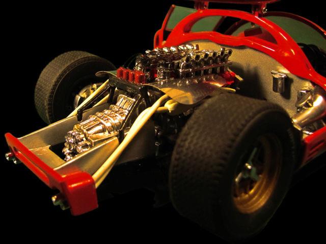 Ferrari 330 P4 Jouef322
