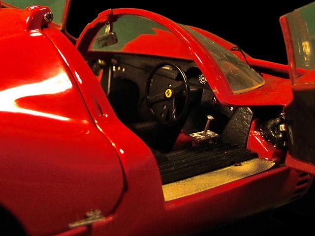 Ferrari 330 P4 Jouef323
