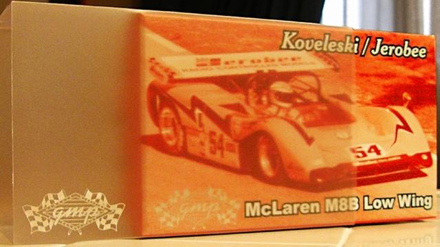 McLaren M8B Low Wing Mclare48