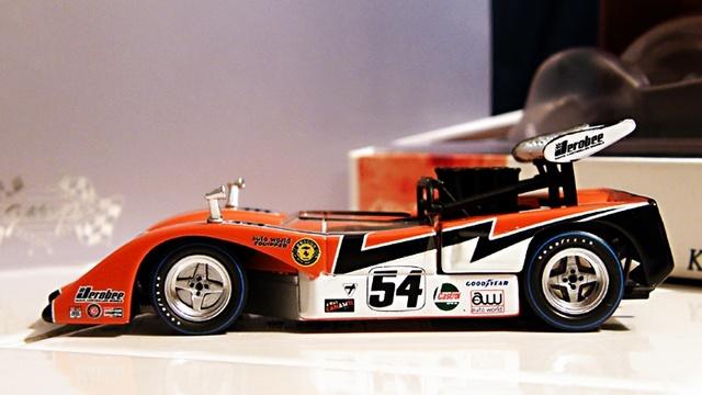 McLaren M8B Low Wing Mclare50