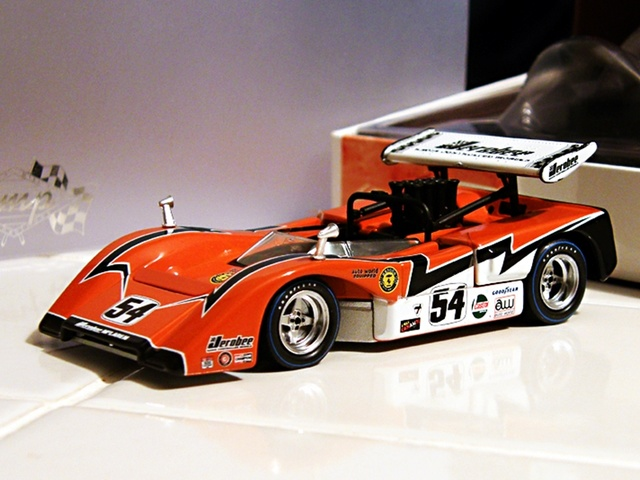 McLaren M8B Low Wing Mclare58
