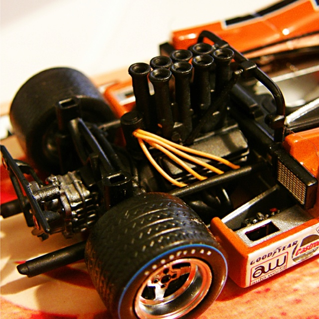 McLaren M8B Low Wing Mclare59