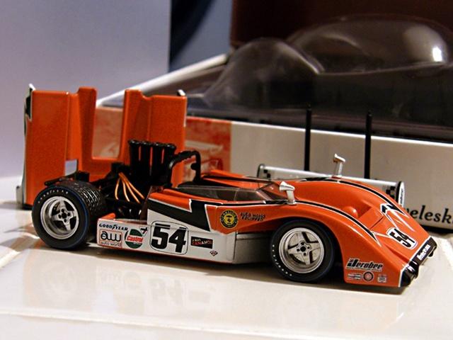 McLaren M8B Low Wing Mclare60