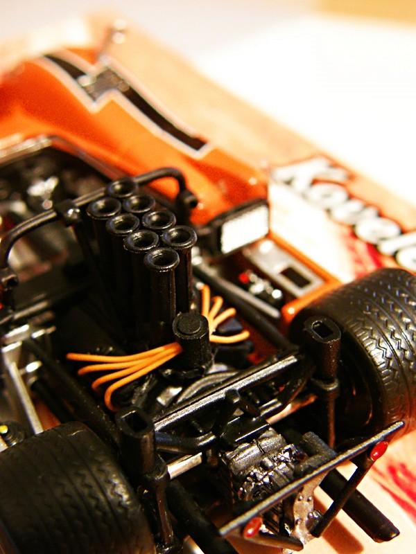 McLaren M8B Low Wing Mclare62