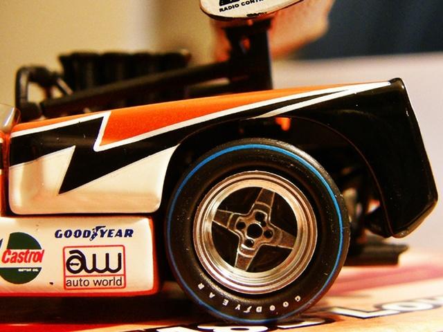 McLaren M8B Low Wing Mclare63