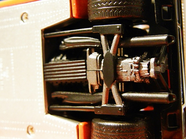 McLaren M8B Low Wing Mclare66