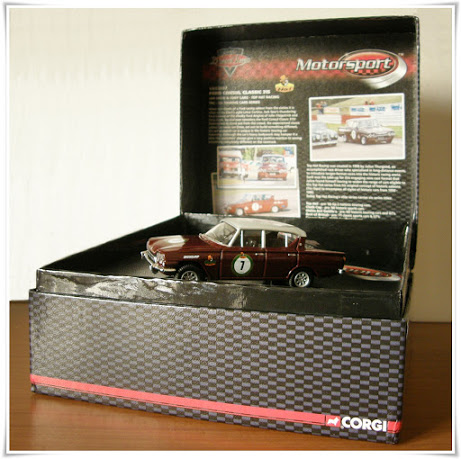 Ford Consul Classic 315 THR Pre'66 TCS Motors11