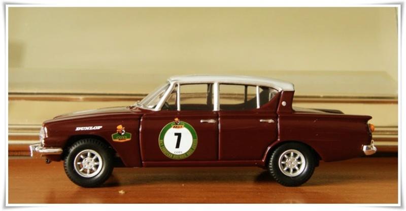 Ford Consul Classic 315 THR Pre'66 TCS Motors16