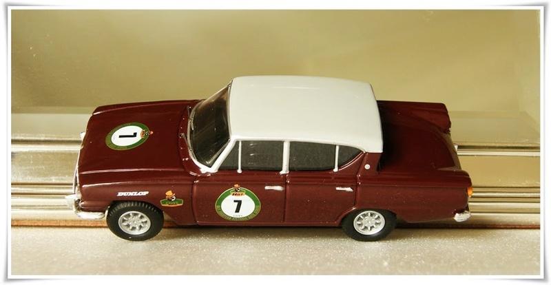 Ford Consul Classic 315 THR Pre'66 TCS Motors17