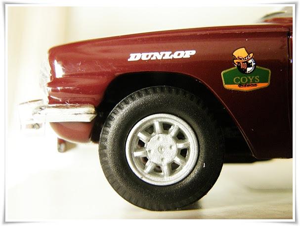 Ford Consul Classic 315 THR Pre'66 TCS Motors19