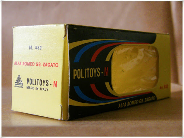 SERIE M 500 Polito80