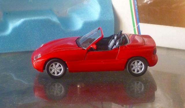 Schabak 1:43 - BMW Z1 - 1160 - 1989 Schaba13