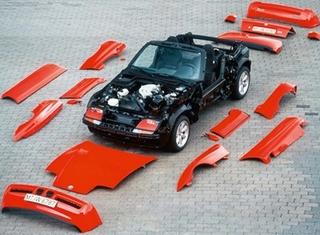 Schabak 1:43 - BMW Z1 - 1160 - 1989 Z1_610